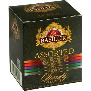 BASILUR Assorted Specialty 8x2g a 2x1,5g (7708)