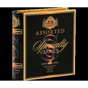 BASILUR Book Assorted Specialty plech 24x2g a 8x1,5g (7768)