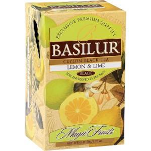 BASILUR Magic Lemon & Lime 20x2g (7635)