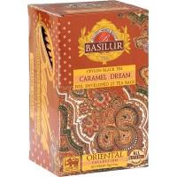 BASILUR Orient Caramel Dream papier 25x2g (7391)