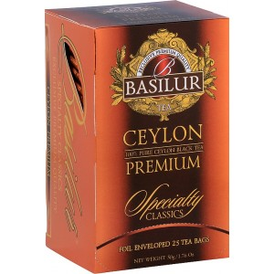 BASILUR Specialty Orange Pekoe 20x2g (7750)