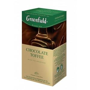 Greenfield Black Chocolate Toffee 25x1.5g (5615)