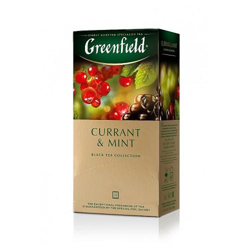 Greenfield Currant & Mint 25x1,8g (5524)