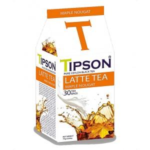 TIPSON Latte Tea Maple Nougat 30x2,5g (5092)