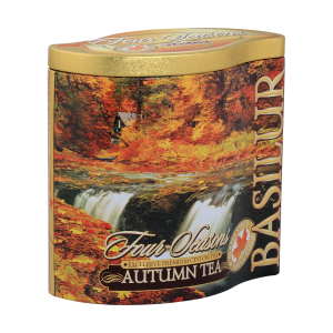 BASILUR Four Season Autumn Tea plech 125g (7551)