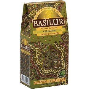 BASILUR Orient Cardamom papierr 100g (7669)