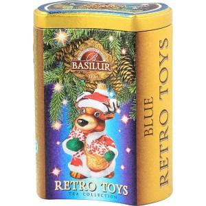 BASILUR Retro Toys Blue plech 75g (4506)