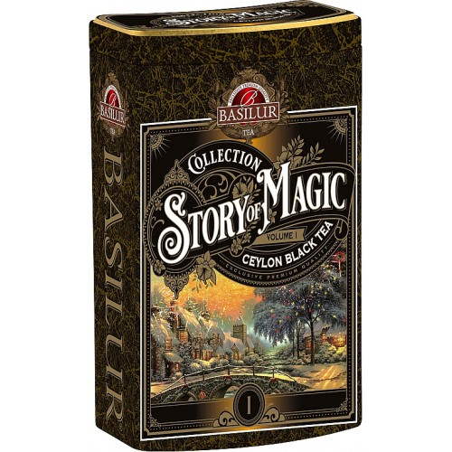 BASILUR Story of Magic Vol. I plech 85g (4215)