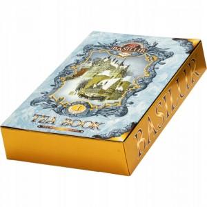 BASILUR Tea Book Blue I. papier 75g (4240)