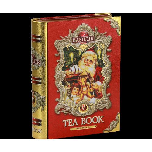 BASILUR Tea Book V. Red plech 100g (7769)