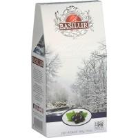 BASILUR Winter Berries Blackcurrant papier 100g  (3791)