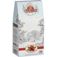 BASILUR Winter Berries Cranberries papier 100g  (3795)