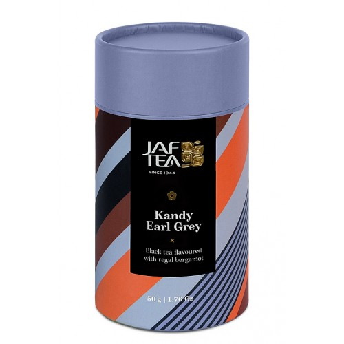 JAFTEA Colours of Ceylon Kandy Earl Grey papier 50g (2626)