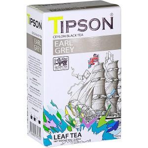 TIPSON Earl Grey papier 85g (7830)