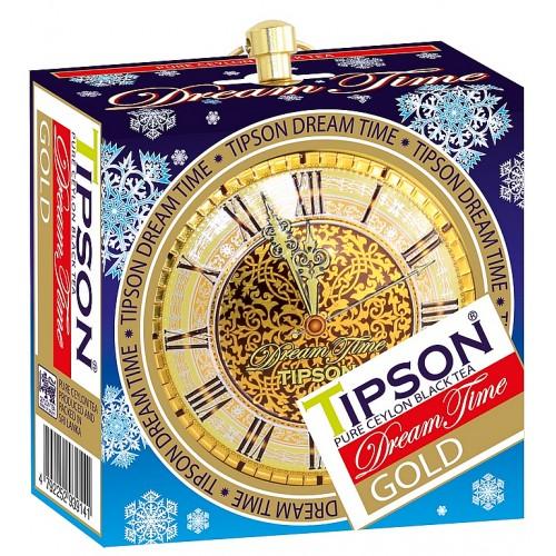 TIPSON Dream Time Christmas Blue Gold plech, 30g (5040)