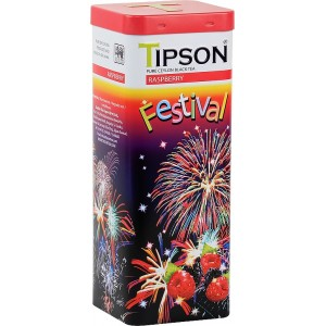 TIPSON Festival Raspberry 75g plech (5101)