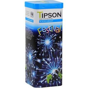 TIPSON Festival Blackurrant 75g plech (5102)