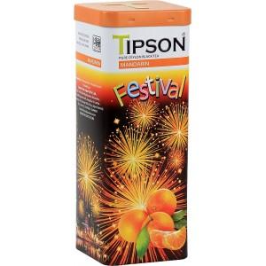 TIPSON Festival Mandarin 75g plech (5103)
