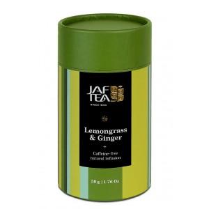 JAFTEA Colours of Ceylon Lemongrass & Ginger pepier 50g (2629)