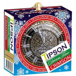 TIPSON Dream Time Christmas Blue Crimson plech 30g (5042)