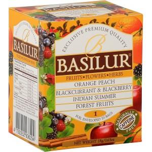 BASILUR Fruit Infusions Assorted Vol. I. 10x1,8g (4960)
