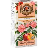 BASILUR Fruit Wild Rose25x2g (7330)