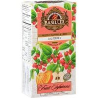 BASILUR Fruit Raspberry 25x2g (7332)