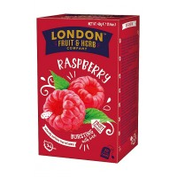 London Raspberry Rendezvous 20x2g (1205)