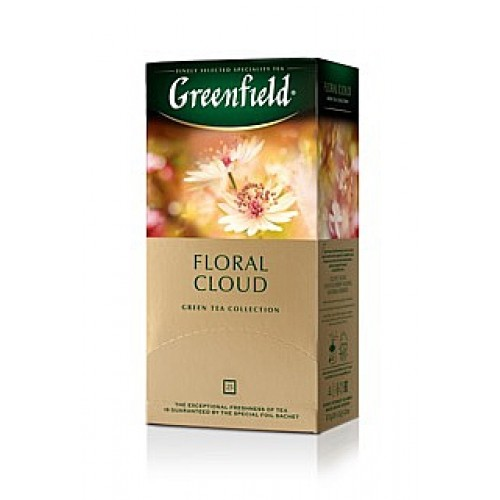 Greenfield Oolong Floral Cloud 25x1,5g (5530)