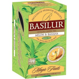 BASILUR Magic Melon & Banana 20x1,5g (3830)
