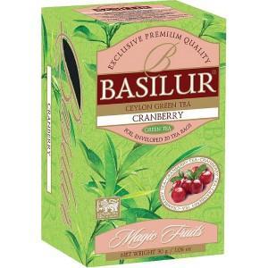 BASILUR Magic Cranberry 20x1,5g (3831)