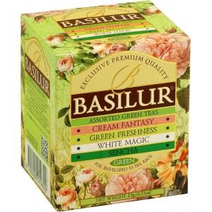 BASILUR Bouquet Assorted 10x1.5g (4916)