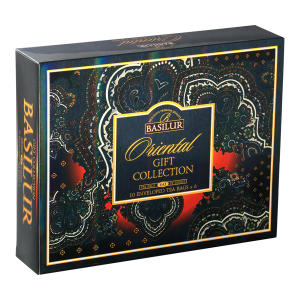 BASILUR Orient Assorted papierová kazeta 60 sáčkov (7784)