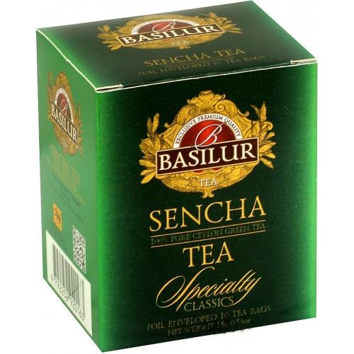 BASILUR Specialty Sencha 10x1,5g (7706)