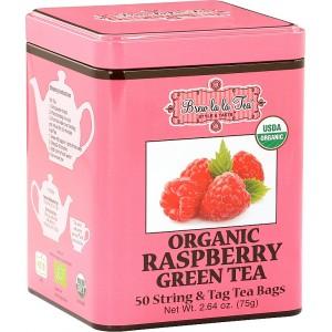 BREW LA LA TEA BIO Green Organic Raspberry 50x1,5g (2517)