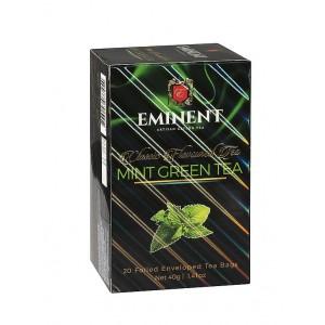 EMINENT/ Classic Mint Green Tea porciovaný 20x2g (6820)