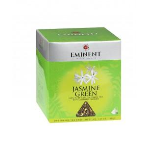 EMINENT Jasmine Green pyramidové sáčky 20x2g (6848)