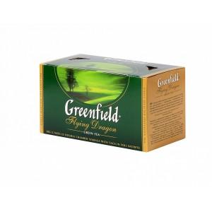 Greenfield Classic Green Flying Dragon 25x2g (5560)