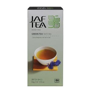 JAFTEA Green Earl Grey 25x2g (2803)