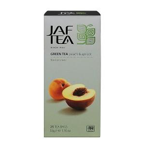JAFTEA Green Peach Apricot 25x2g (2806)