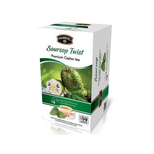 MABROC Green Soursop Twist 20x1,5g (8538)