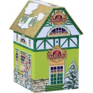 BASILUR Tea House Winter Avenue 3 plech 100g (7464)