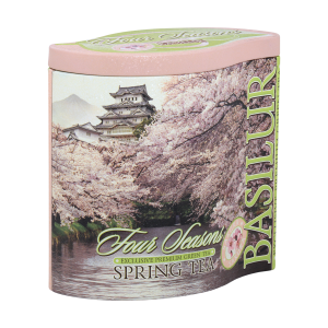 BASILUR Four Season Spring Tea plech 125g (7573)