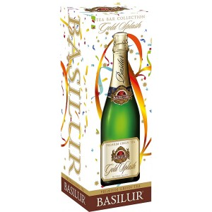 BASILUR Tea Bar Gold Splash, 65g (4257)