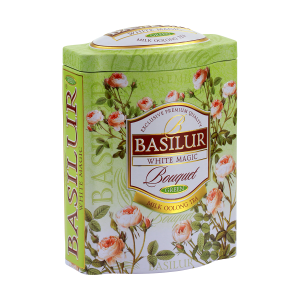 BASILUR Bouquet White Magic plech 100g (7550)