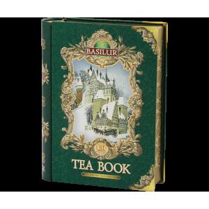 Basilur kniha Green zelený čaj 100g (7605)
