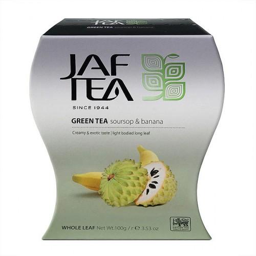 JAFTEA Green Soursop Banana 100g (2657)