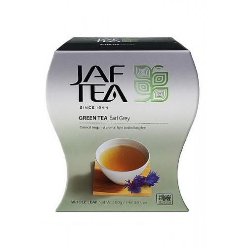 JAFTEA Green Earl Grey papier 100g (2653)