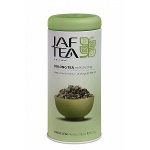 JAFTEA Pure Green Milky Oolong 100g plech (2723)