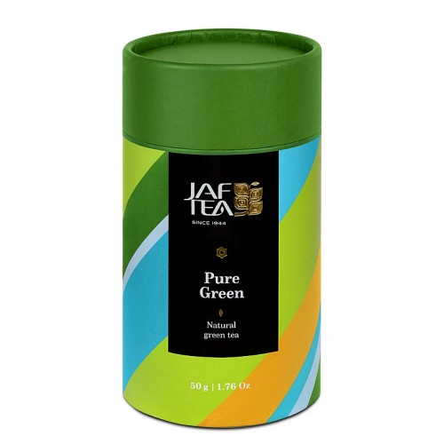 JAFTEA Colours of Ceylon Pure Green papier 50g (2627)